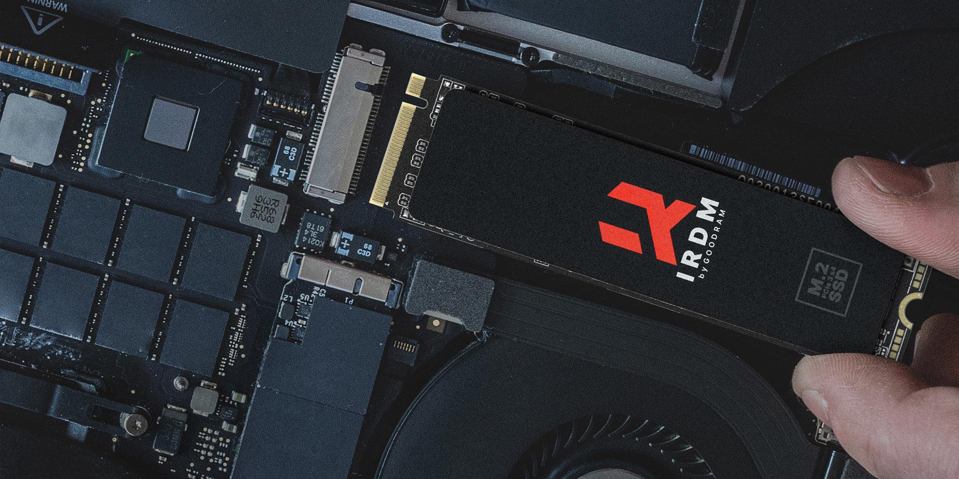 IRDM M.2 SSD