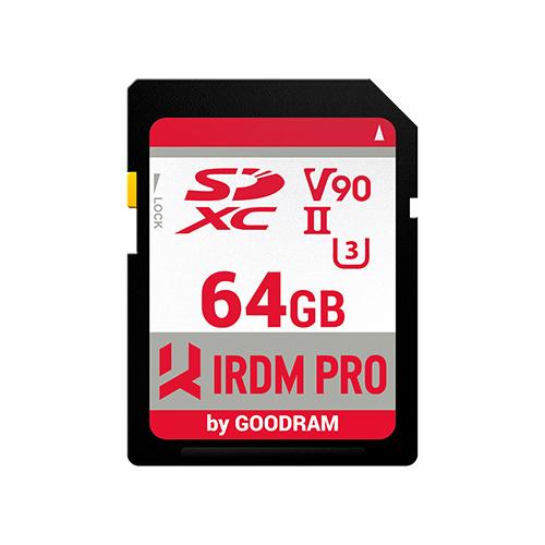 IRDM PRO card