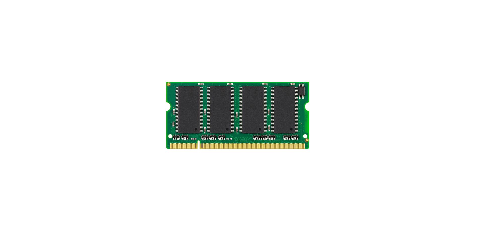 Industriell DDR1 SODIMM