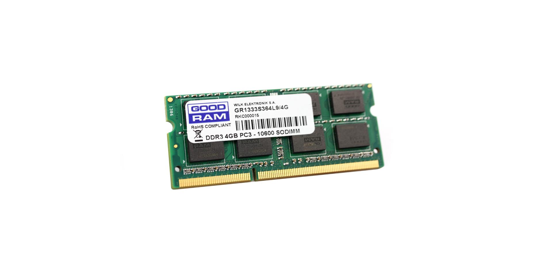 Modulo di memoria DDR3 SODIMM