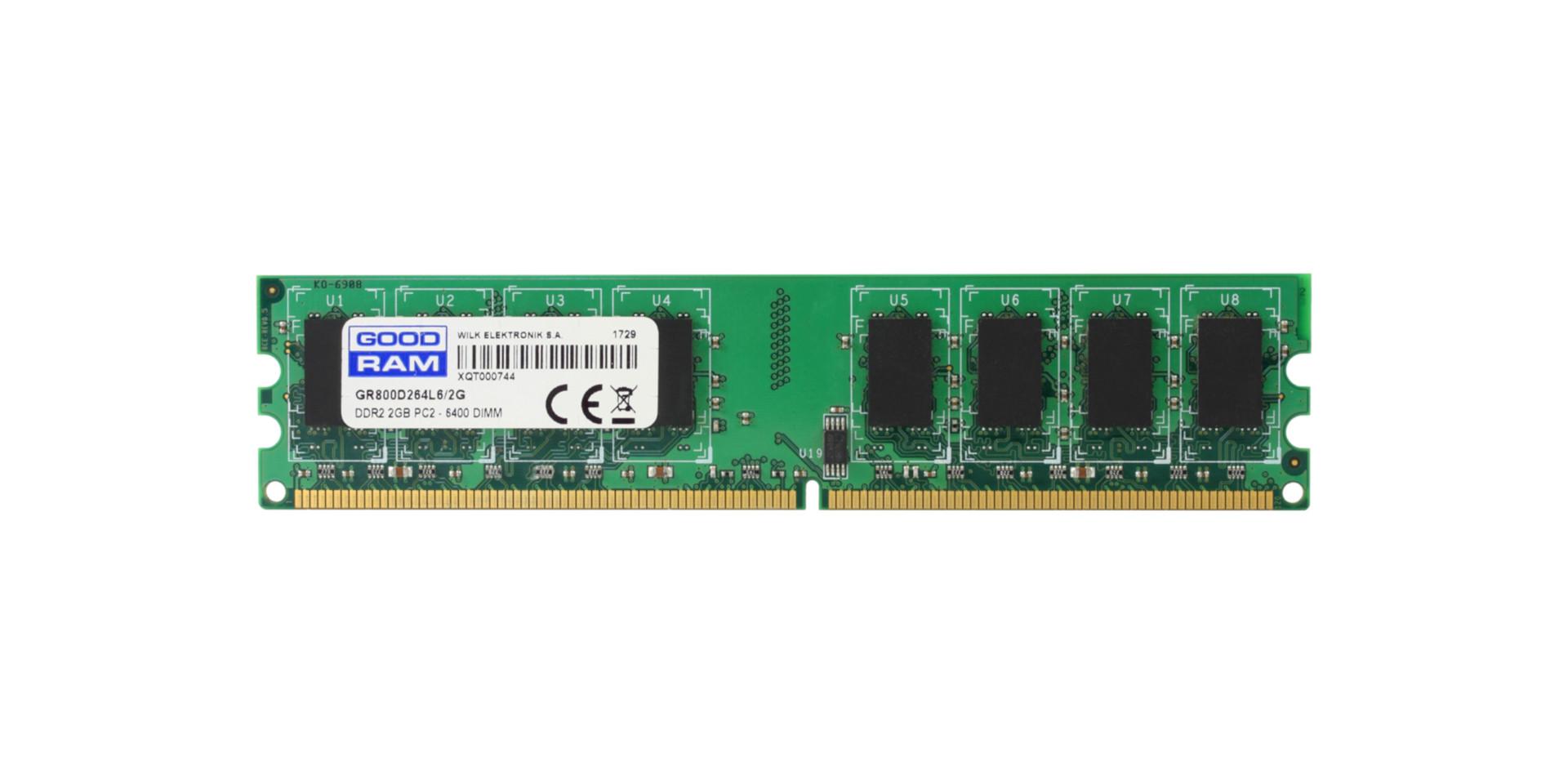 DDR2 DIMM DRAM