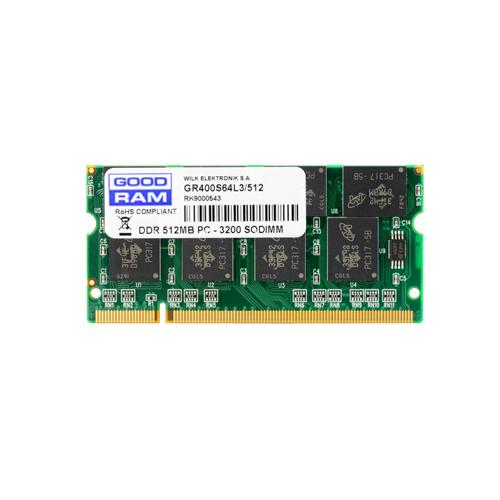 DDR1 SODIMM DRAM
