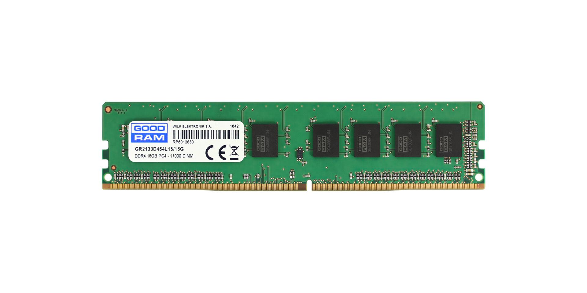 Moduł DRAM DDR4