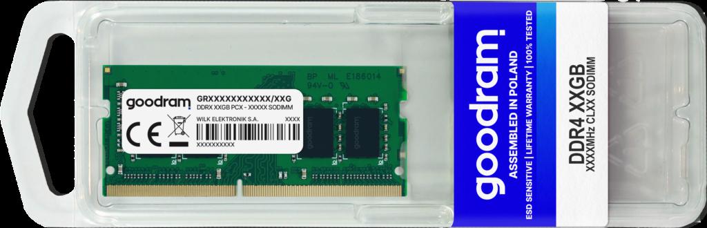 goodram; dram; memory modules