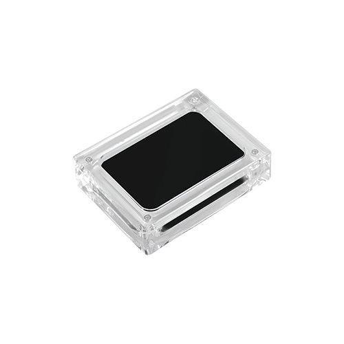 Großes Acrylglasgehäuse für USB