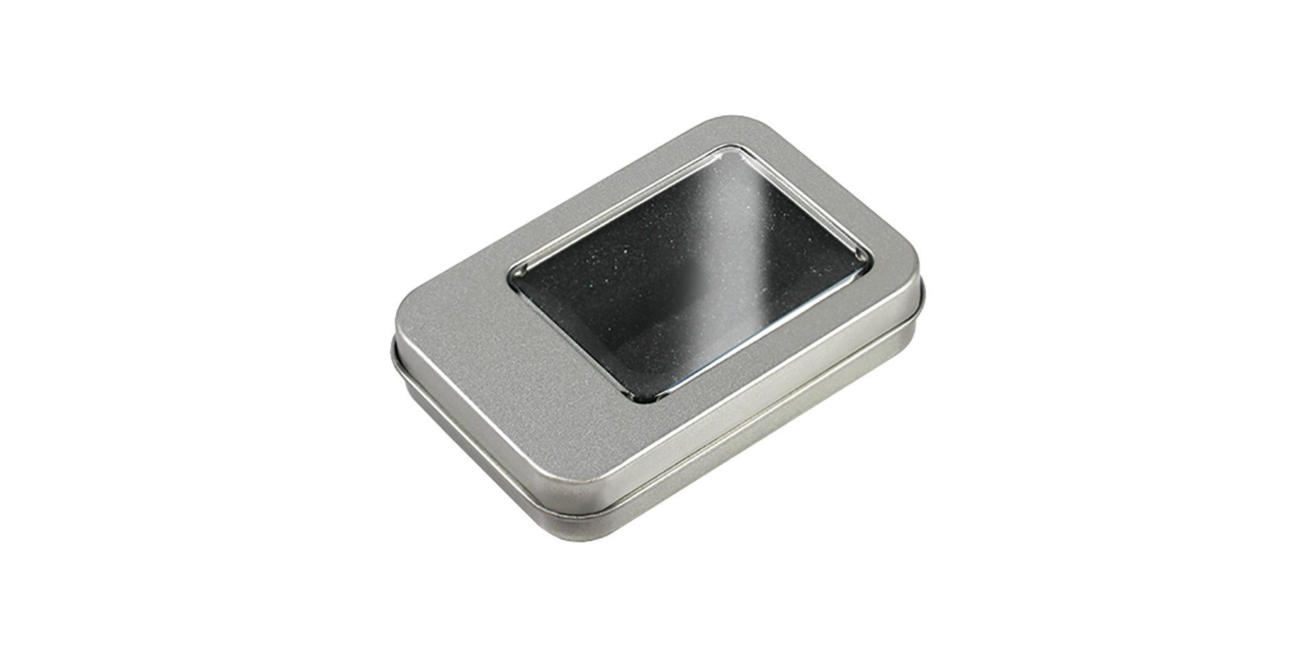 Metal USB case
