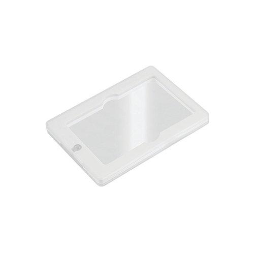 Caja de plástico USB