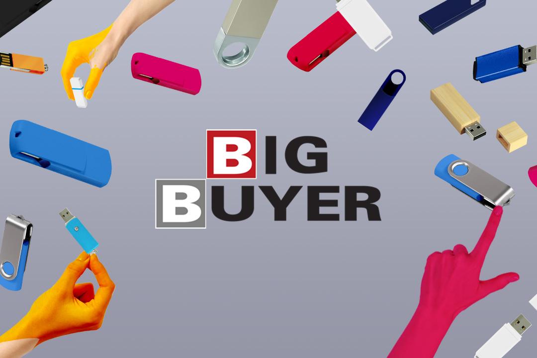 baner promujący targi Big Buyer