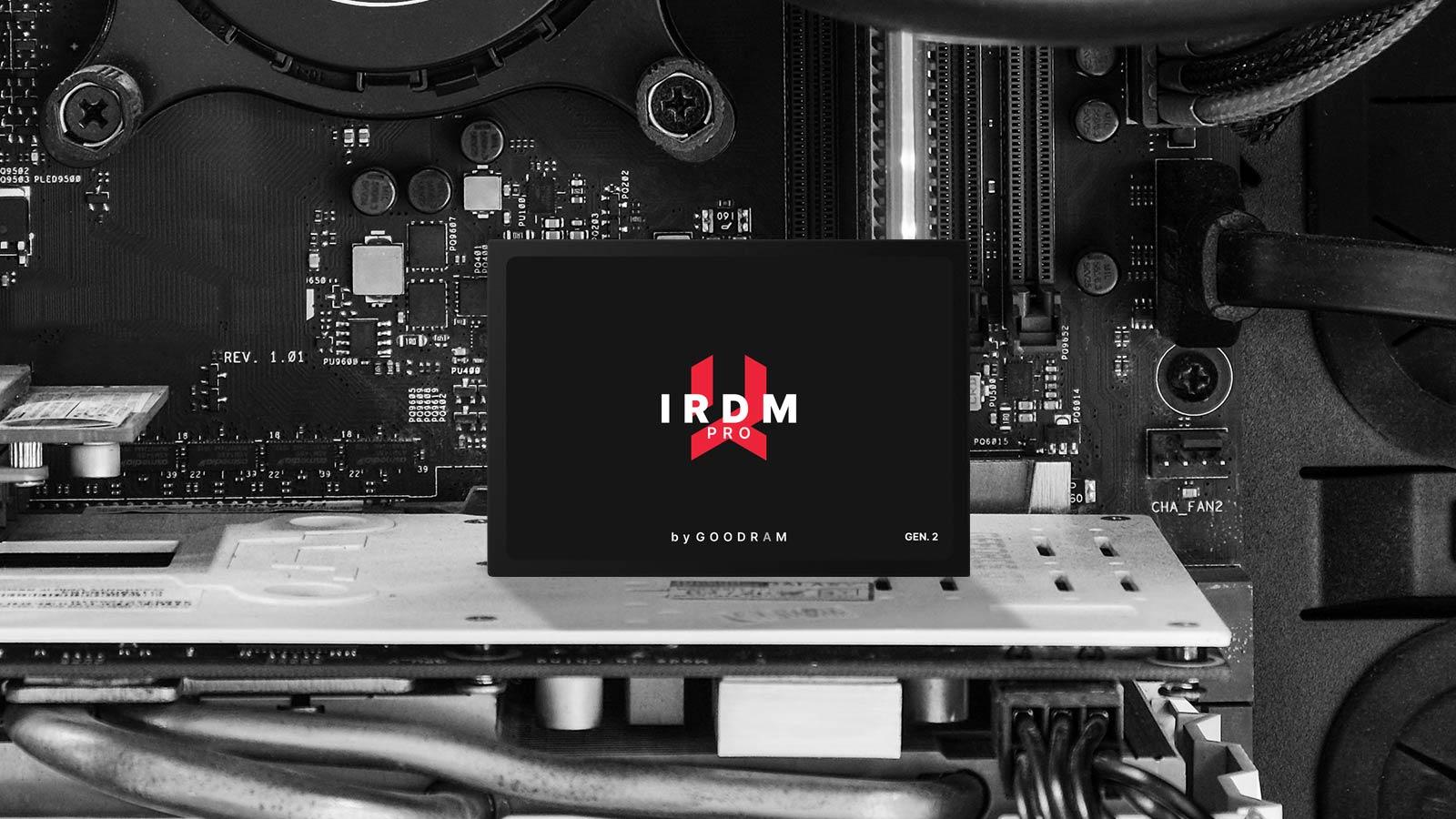 GOODRAM SSD IRDM PRO