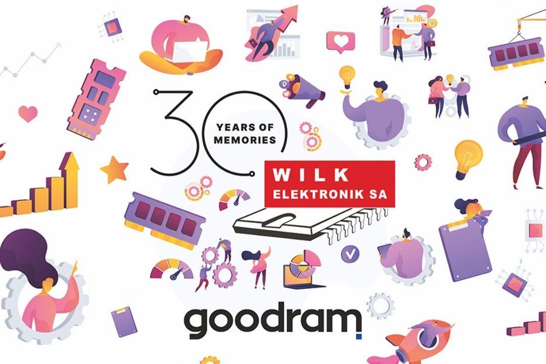30 years of Wilk Elektronik