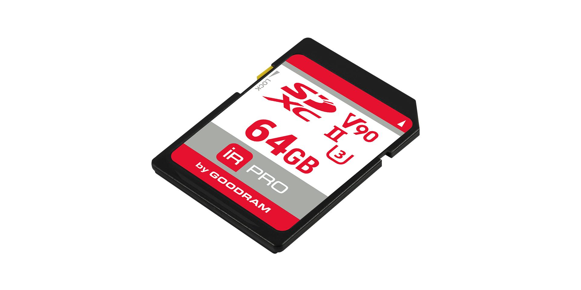IRDM PRO v90 CARD