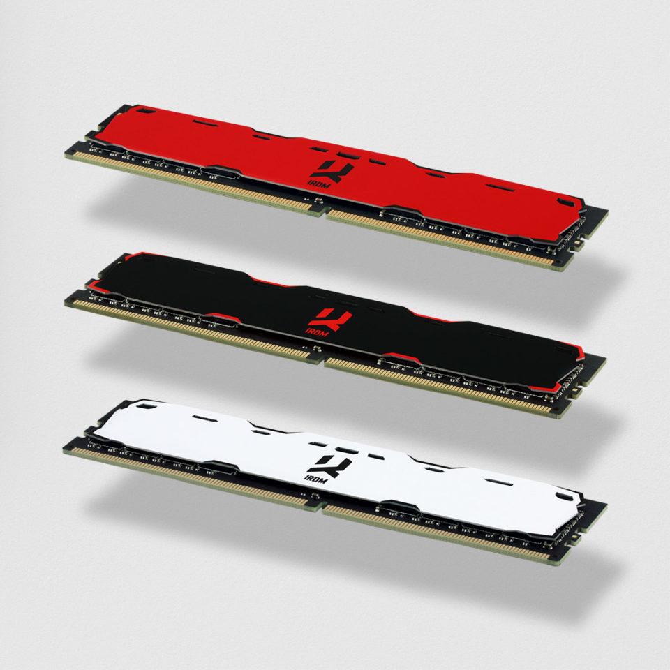 DDR4 IRDM memory modules