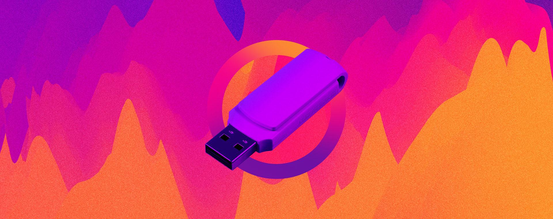 Pubblicità USB