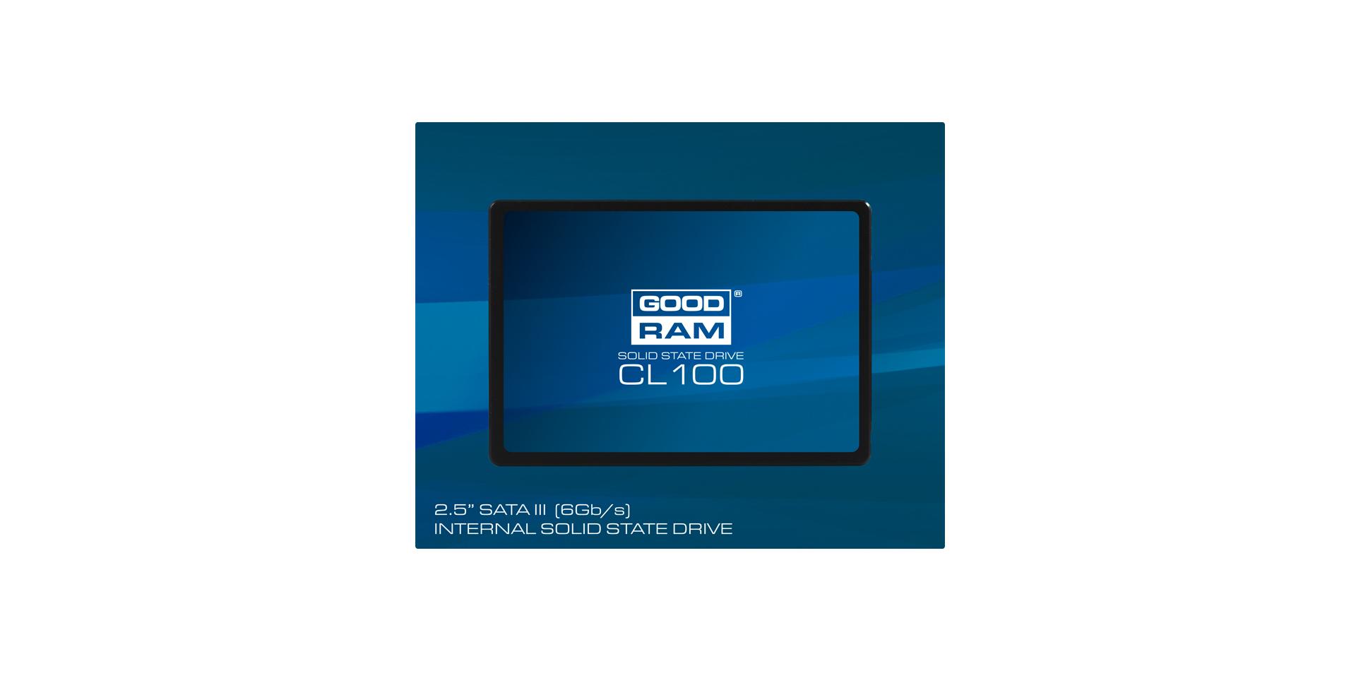 CL100 SSD box