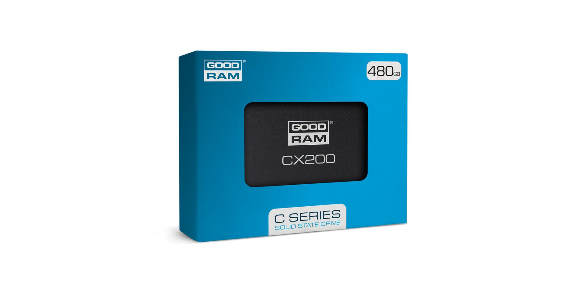 CX200 SSD box