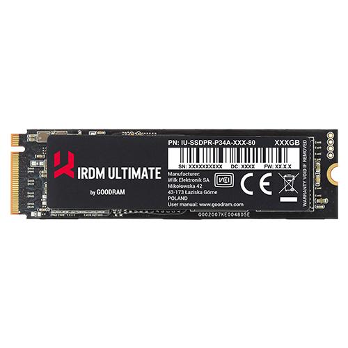 IRDM Ultimate PCIe M.2