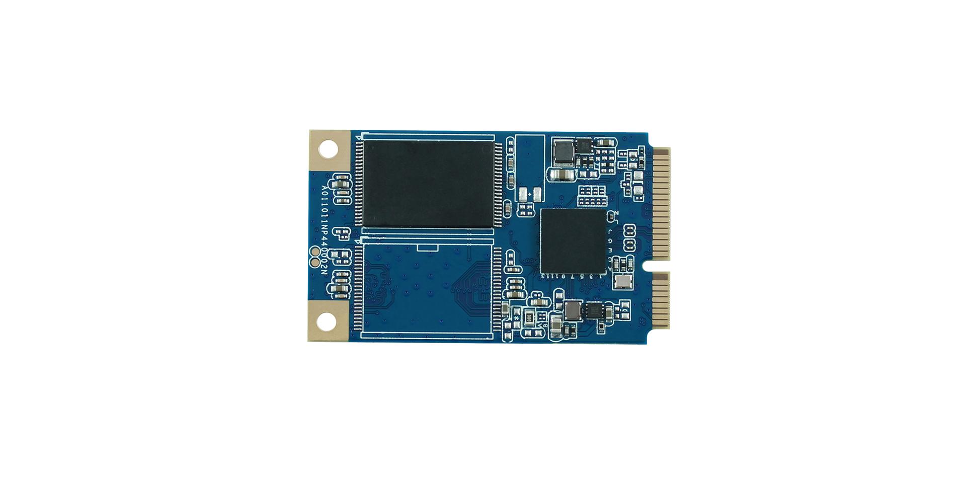 mSATA SSD Промышленные