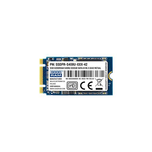 S400u SATA III M.2 2242 SSD