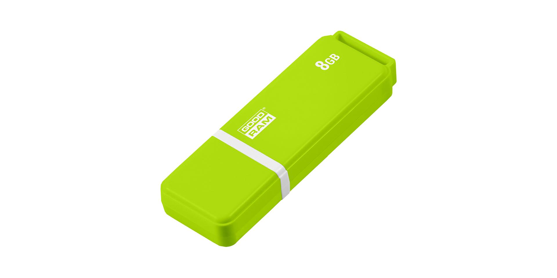 USB 2.0 w zielonej obudowie