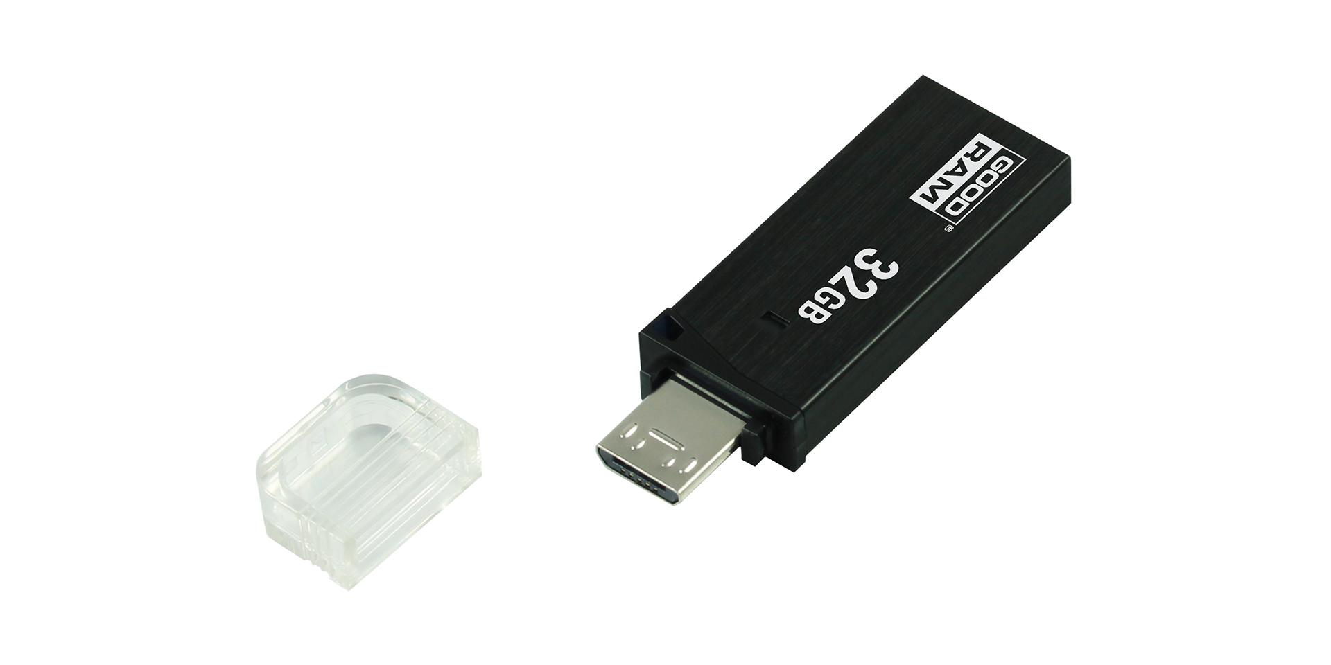 USB tipo A e microUSB tipo B