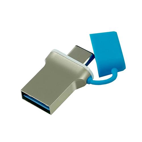 USB ze złączem typu A i typu C