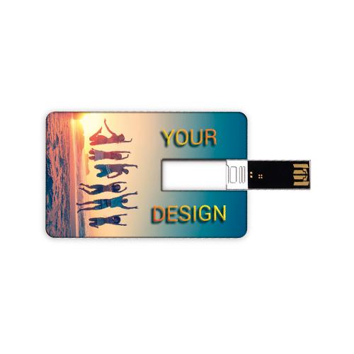 USB in credit card design